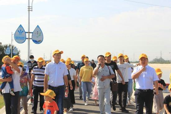 新郑管理处举办南水北调开放日活动