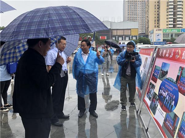 南阳市第七次全国人口普查宣传月启动仪式在卧龙区隆重举行