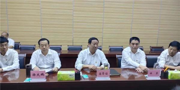 投资50亿——南阳卧龙区与乐凯华光印刷科技有限公司签订合作框架协议