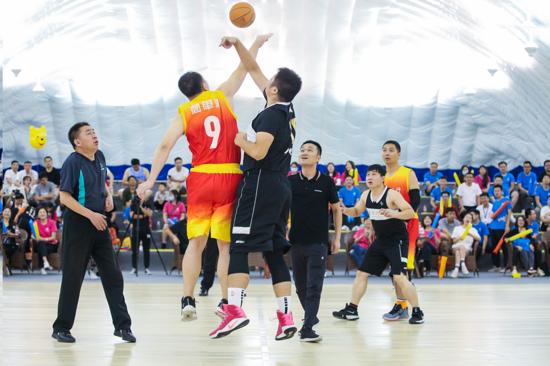 简单的派对有内涵 郑州银行2020年篮球赛圆满落幕