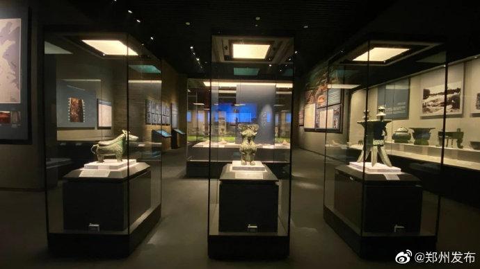 阔别已久!河南博物院主展馆9月24日试开放,即日起可预约