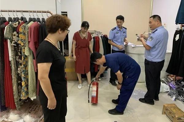 """南阳支队持续开展""""多合一""""场所消防安全专项整治行动"""