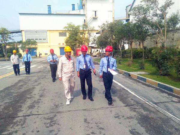 邓州市卫生计生监督局开展职业卫生监督检查保障劳动者合法权益