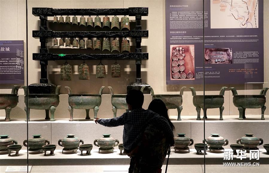 打卡博物馆 河南博物院主展馆重磅回归