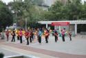 锻炼身体 趣味多多 郑州市花园路街道甲院社区组织开展居民运动会