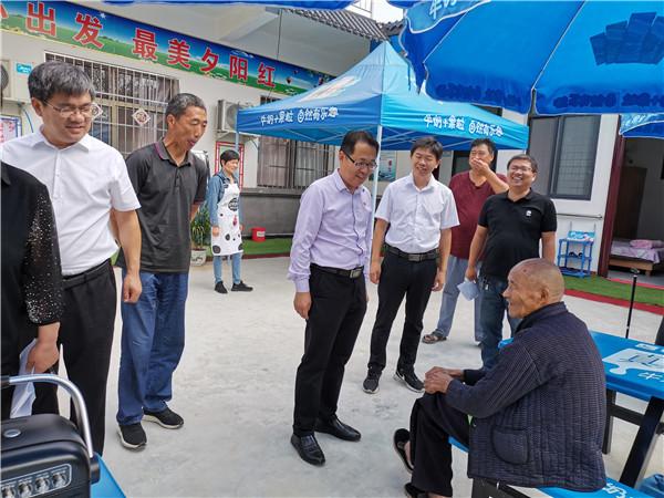 唐河县桐河乡:村级幸福院逐村观摩 提升四集中服务水平