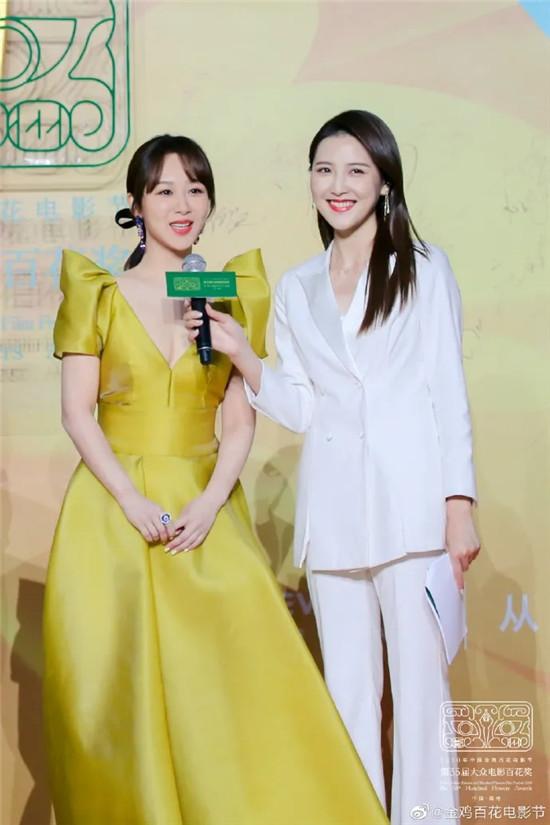 黄晓明、周冬雨获最佳男女主角 2020年中国金鸡百花电影节闭幕