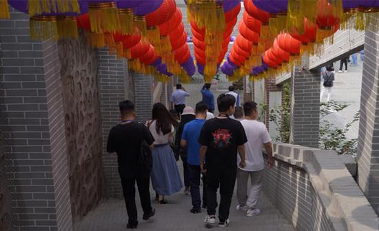 """【中国梦•黄河情-我们的幸福河】""""黄帝故里""""新郑:提升文旅融合 再掀高质量发展新高潮"""