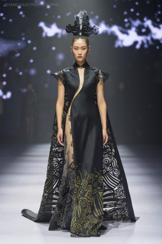 文化引领产业 商业拥抱时尚 第三届豫发•郑州国际时装周开幕