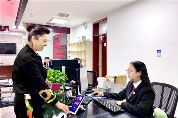 """南阳宛城区法院:凝聚集约化管理合力 提升""""一站式""""诉讼服务能力"""