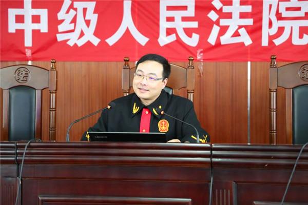 南阳:法学院师生旁听环资类民事公益诉讼案庭审