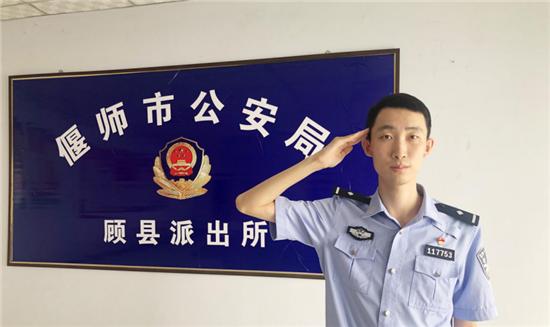 """洛阳偃师:基层中磨炼出的""""尖兵""""——杨翔宇"""