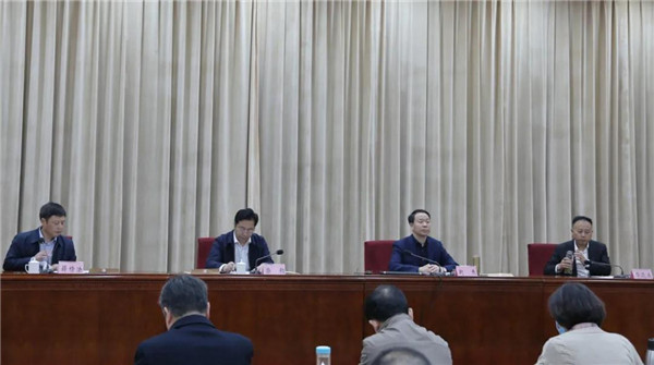 南阳市政府立法工作会议召开