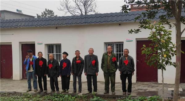 唐河昝岗乡:养老不离村 幸福稳脱贫
