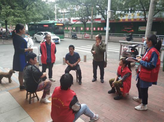 郑州市南阳路街道丰乐社区:党建引领推动老旧小区改造