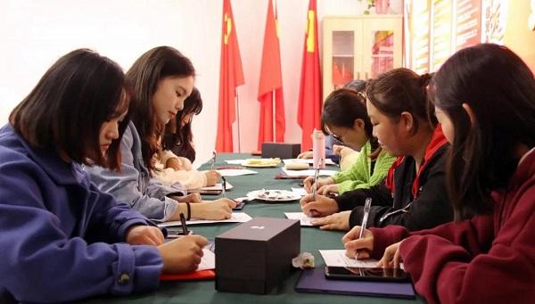 河南省新的社会阶层人士统战工作实践创新基地汇美茶城开展大学生社会实践活动