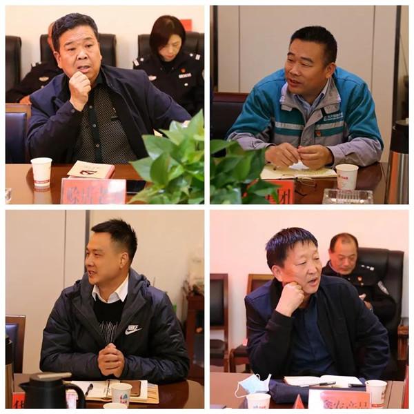社旗县公安局组织召开优化营商环境座谈会