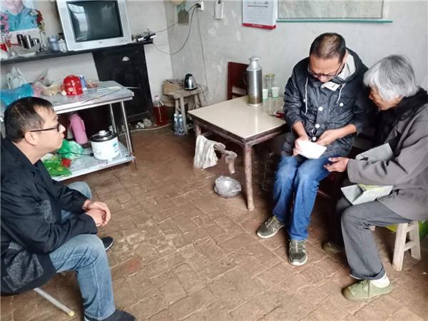 """唐河县滨河街道:扎实做好扶贫对象动态管理工作 打通脱贫攻坚""""最后一公里"""""""