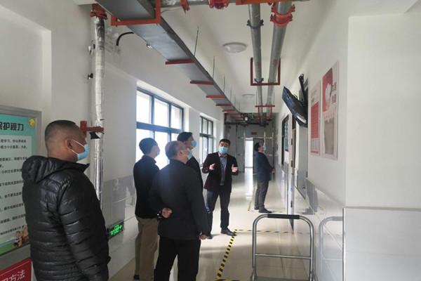 郑州市卫健委对管城区紫东路小学开展  健康细胞工程工作进行调研