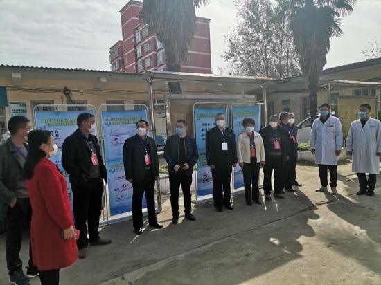 汝南县常兴镇人大主席团开展公共医疗服务体系建设情况专题调研