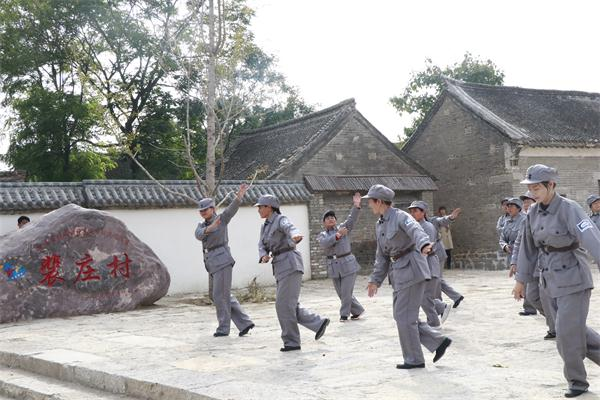 """【行走大运河】""""中原抗战第一村"""" 浚县裴庄村的""""红色记忆"""""""