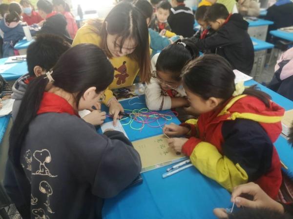 郑州市管城区南学街小学开展新锐教师展示课活动