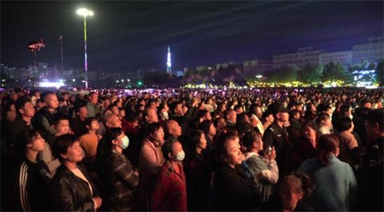 """河南省太康县举办创建""""河南省食品安全示范县""""宣传主题晚会"""