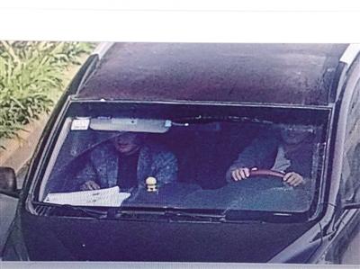 坐副驾驶不系安全带12小时抓拍738起 将对驾驶人处以10元罚款