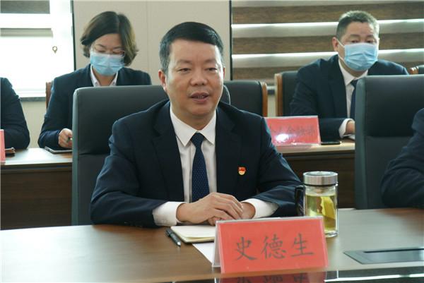 邓州农商银行与邓州法院举办金融审判座谈会