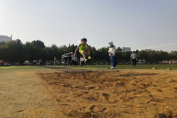 郑州市管城区开展中小学生秋季田径运动会