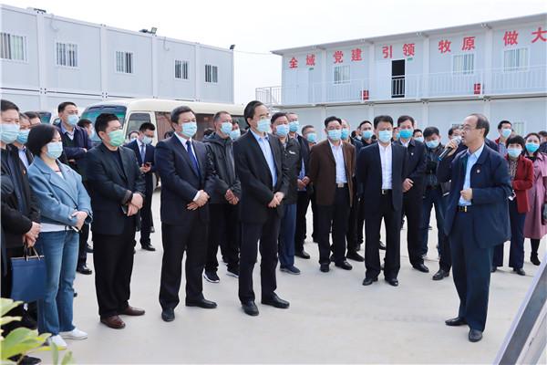 河南省退役军人就业招聘暨牧原集团就业招聘月活动启动