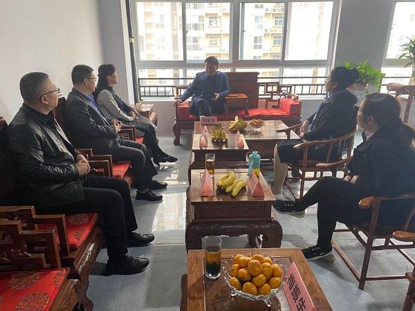 河南省新能源商会国际合作委员会驻马店联络处挂牌