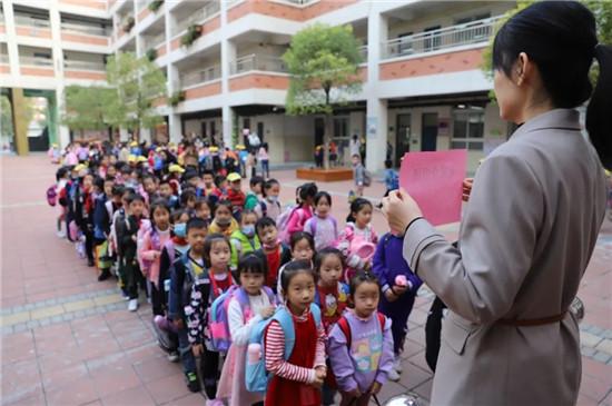 金水区文化绿城小学正式启动课后服务工作