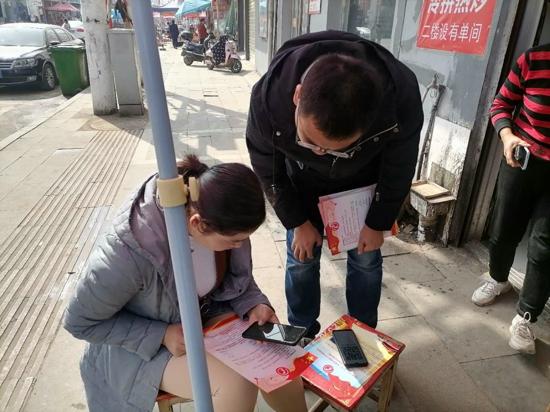 驻马店市驿城区司法局开展平安建设进村(社区)法治宣传活动