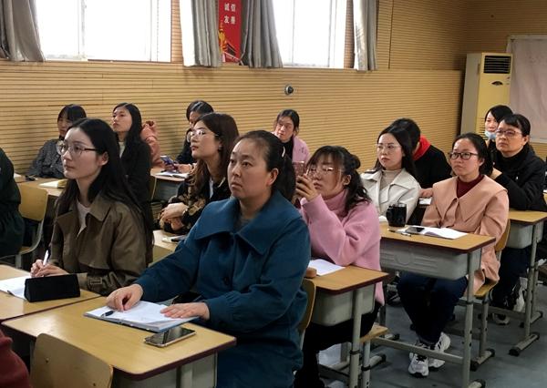 郑州二七区京广路小学积极开展数字教材服务平台应用培训活动