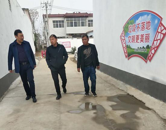 汝南县金铺镇深化平安建设迎接省公众安全感满意度