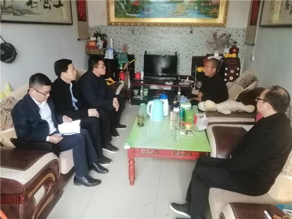 河南省金融扶贫调研组到社旗县调研金融扶贫工作