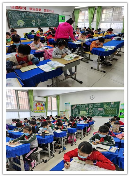 郑州市新柳路小学开启学生课后延时服务工作 获得家长一致好评