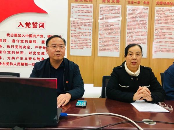 认真学习  再迈新步伐——郑州管城区南关小学主题党日活动