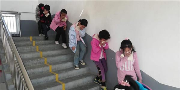 """河南内乡:开展""""消防进校园 安全系你我""""主题系列宣传活动"""