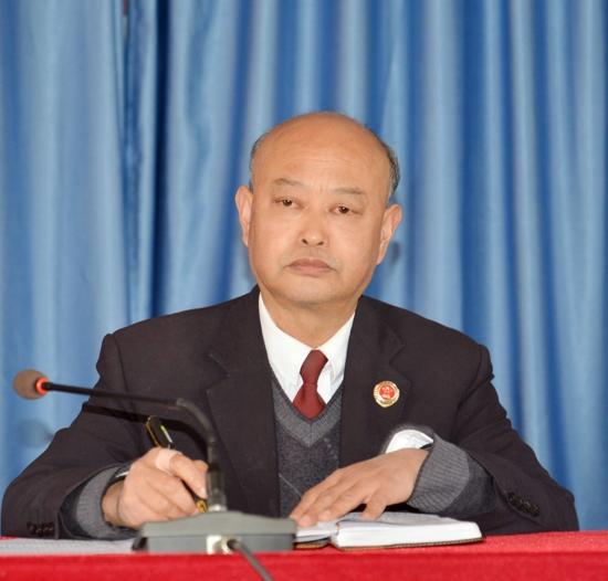 新蔡县检察院召开纪律作风整顿 工作动员会