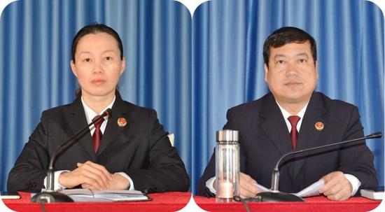 新蔡县检察院开会纪律作风整顿 工作动员会