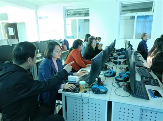 三门峡职业技术学院开展东方大型仿真仪器培训会