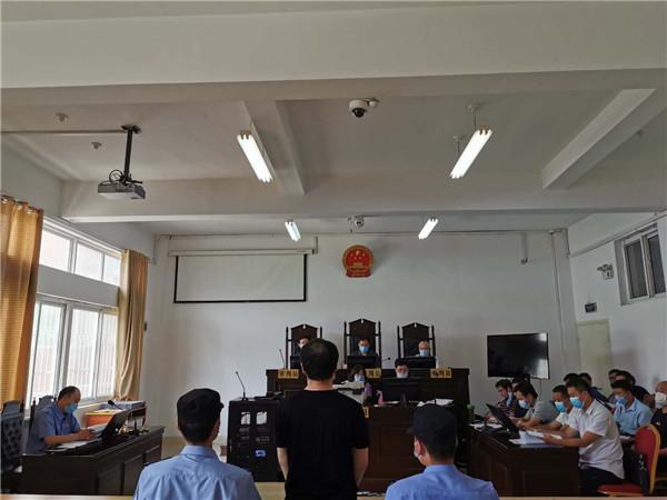 南阳宛城区法院:扫除黑恶势力 铲除社会毒瘤