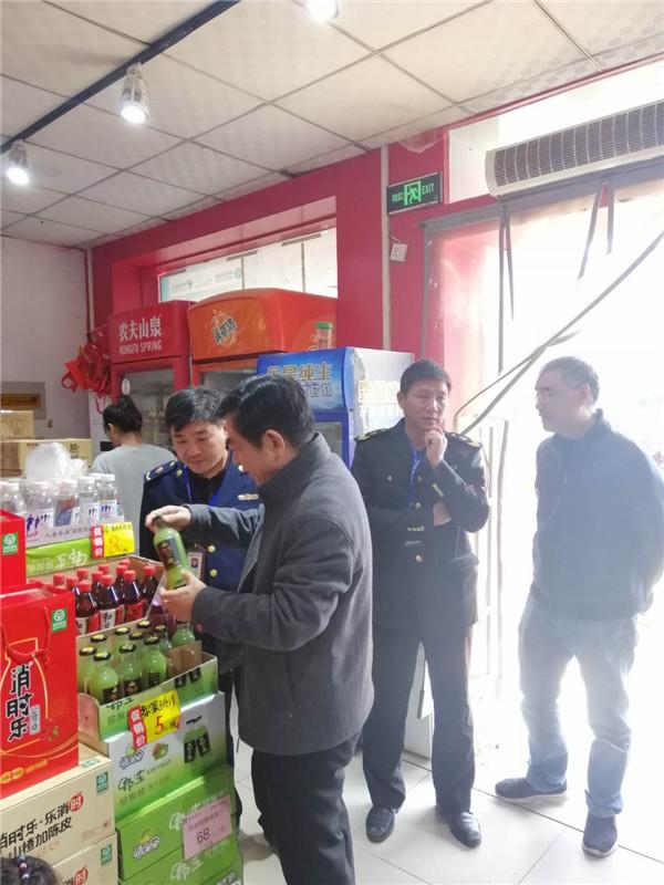 南阳市宛城区大力推进省级食品安全示范区创建工作