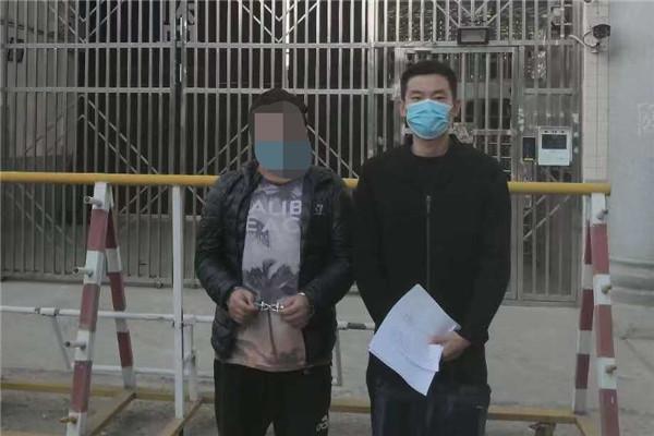 新野县公安局抓获六名网络赌博犯罪嫌疑人