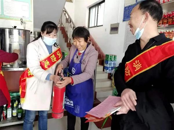 """南阳消防支队组建18支消防志愿队伍 助力""""119""""消防宣传"""