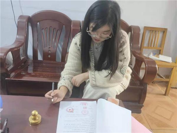 河南中医药大学助力社旗县郝寨镇文化扶贫事业