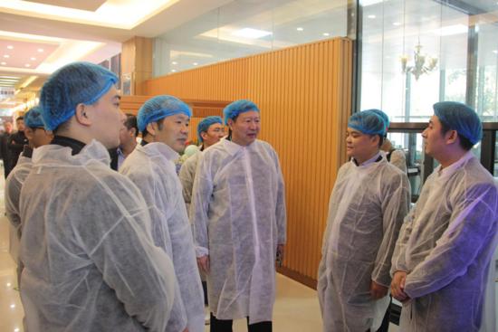"""""""校园食品安全在行动""""主题活动启动 河南交通职业技术学院快检实验室揭牌成立"""