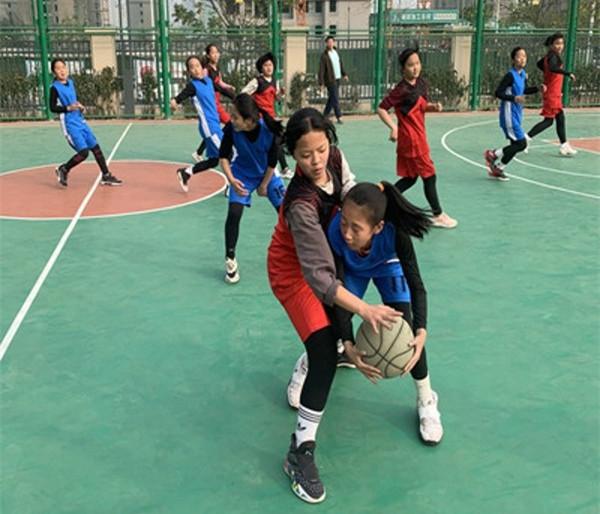 2020年郑州市管城区中小学生秋季篮球赛圆满落幕